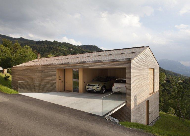Dům s měděnou střechou