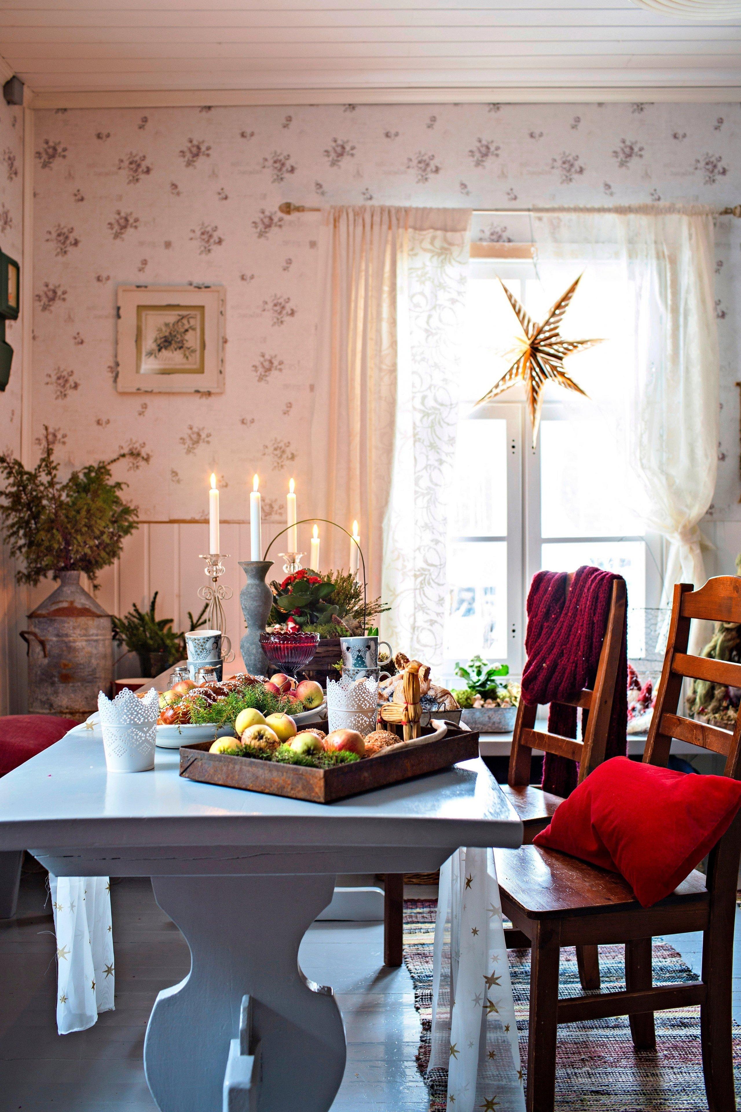 Kouzelný srub ve Finsku