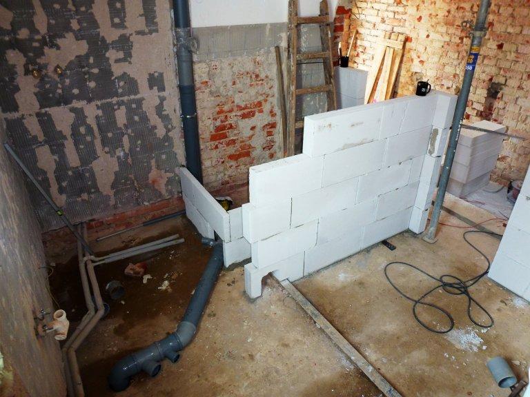 Než začnete se stavbou nebo rekonstrukcí interiéru