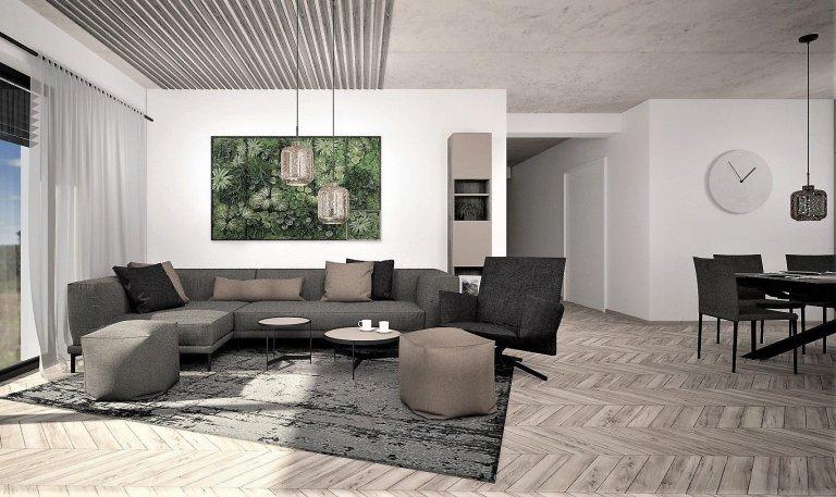 Návrh interiéru Valeč