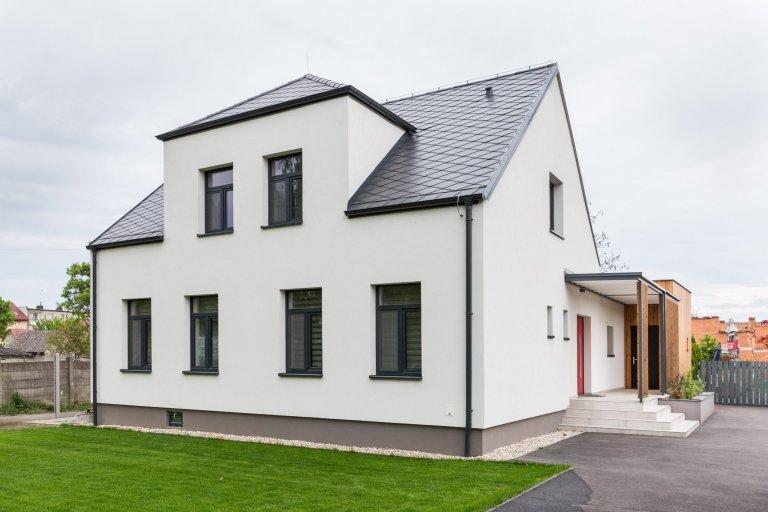 Prestavba rodičovského domu