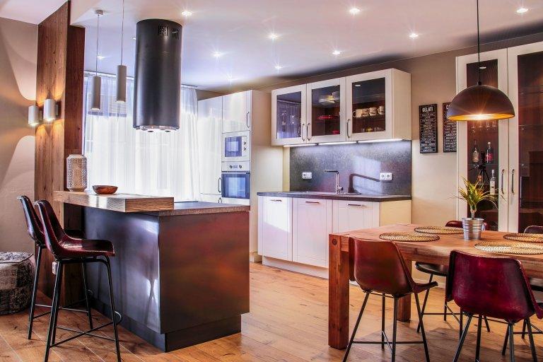 Rekonstrukce bytu realizace kompletního interiéru