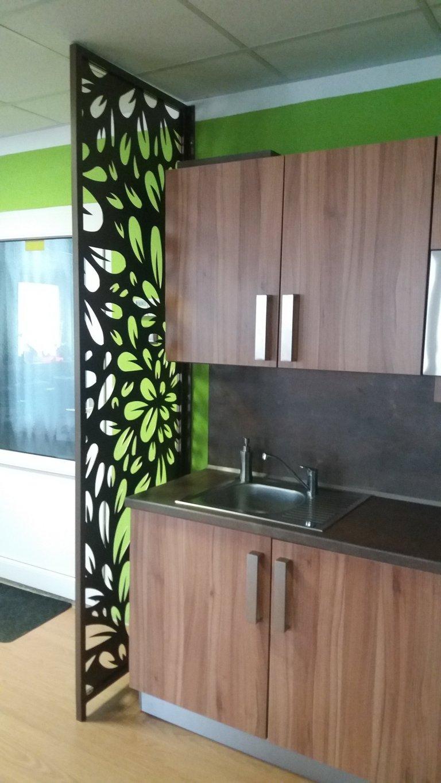 Designová zástěna v kuchyni
