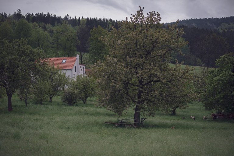 Dům v Krasetíně