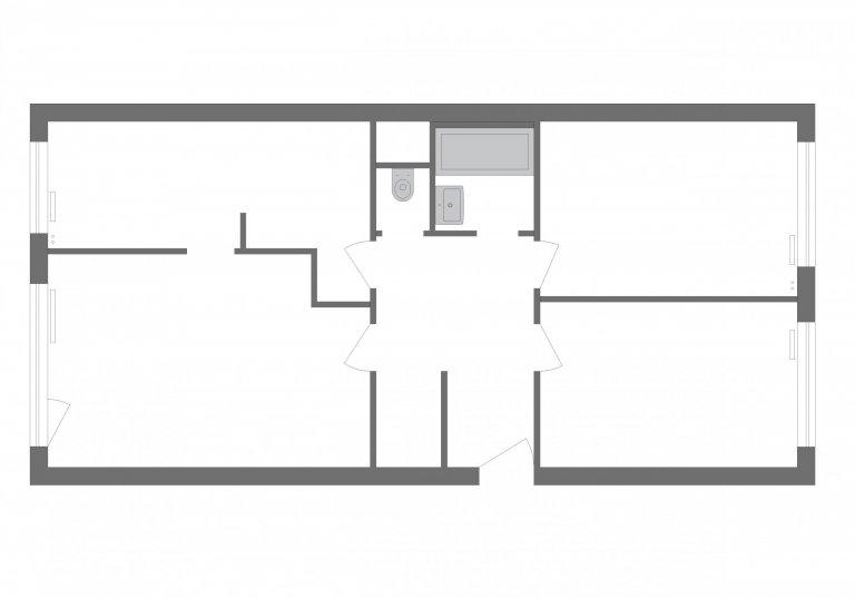 Panelákový byt
