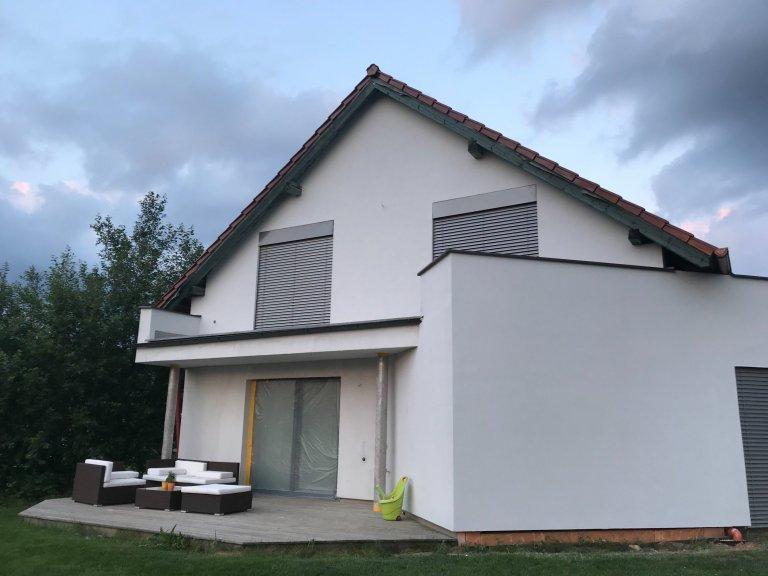 Projekt a realizace chytrého řízení domu