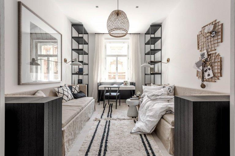 Dvoupokojový byt v Praze