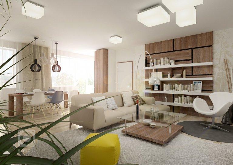 Komplet návrh interiéru