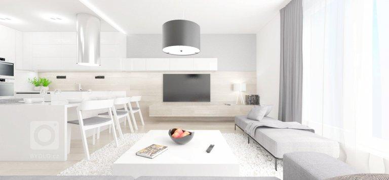 Marina Island 2-izbový byt v Prahe