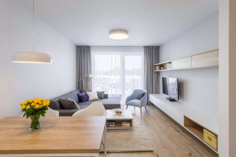 Realizácia bytu v Slnečniciach IX