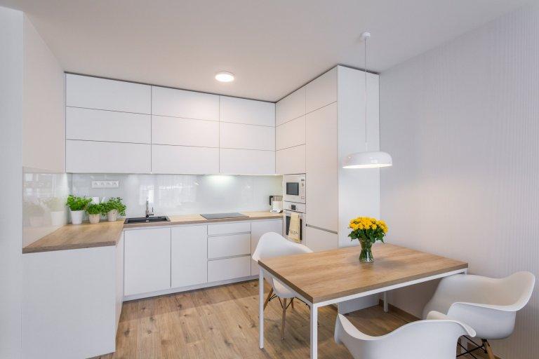 Nový, zrealizovaný bytu v Slnečniciach pod taktovkou Ateliéru DOBRÝ INTERIÉR.