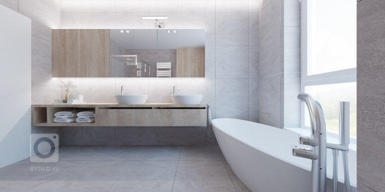 Priestranný byt v Banskej Bystrici je projekt interiéru v novostavbe. Interiér sme presvetlili zvolením vhodných materiálov a originálne solitéry a doplnky…
