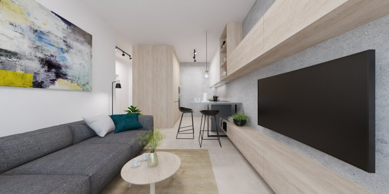 Dvojizbový byt v Bratislave