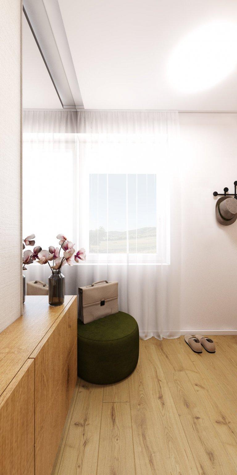 Tešíme sa z vydarenej spolupráce na novom projekteLastovičkyv ktorom sme navrhli príjemný vzorový byt v našich obľúbených prírodných farbách.