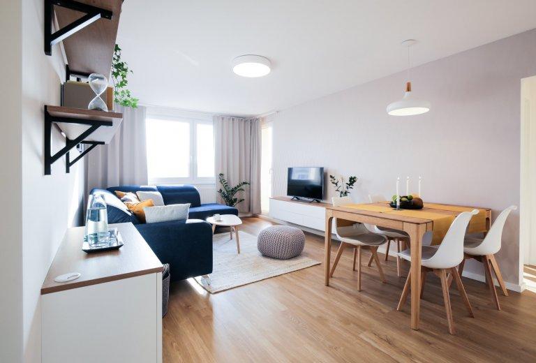 Rekonštrukcia bytu v Ružinove