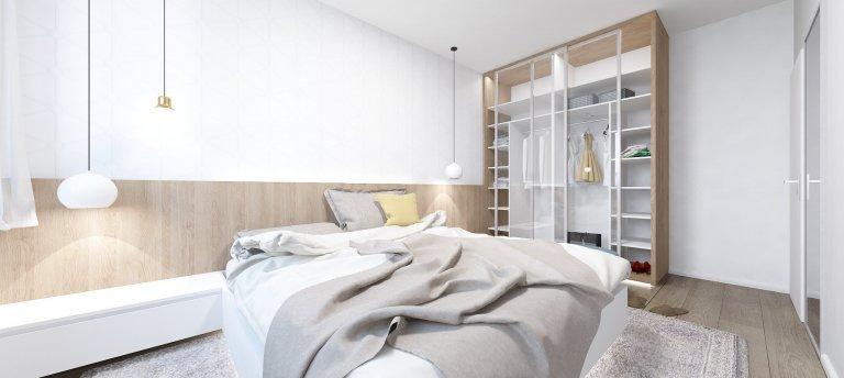 Zmodernizovali sme typický panelákový byt v Petržalke. Nadčasovosť, elegancia a designová sedačka v žiarivo petrolejovej farbe, ktorá vyniká na neutrálnom…