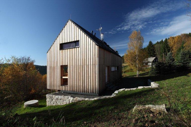 Rodinný dům v Jizerských horách