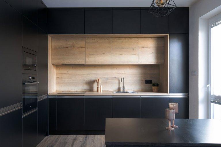Čierna kuchyňa
