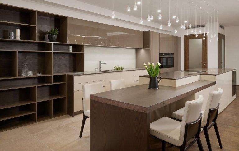 Na holešovické Marině Island vyrostla řada nových luxusních bytových domů. Do těchto bytů dodáváme řadu nábytku a především interiérové dveře.  …