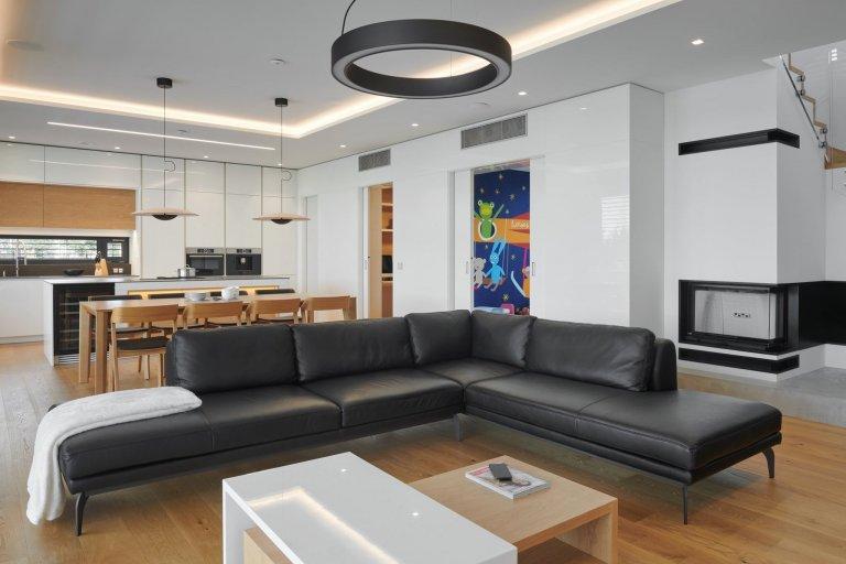 Moderní bydlení v novostavbě