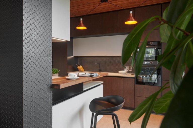 Originální design, který se prolíná celým interiérem. Kuchyně ELITE/LINE představuje jedinečný prvek v interiéru, díky dokonale zvolené kombinaci barev a…