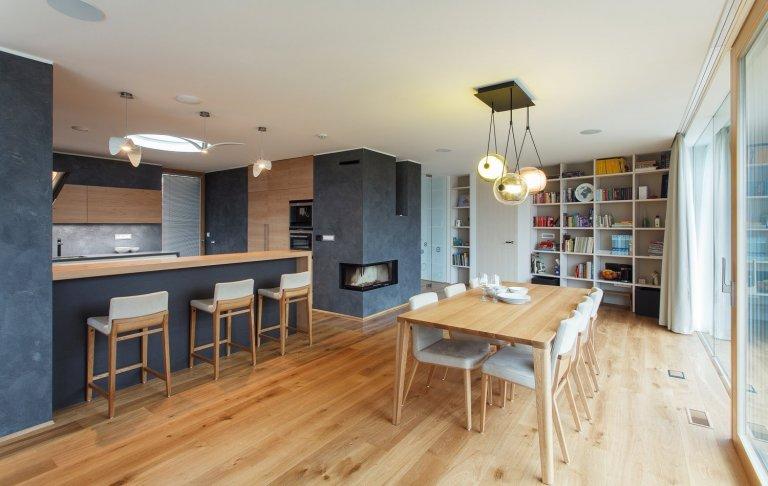 Jednoduchý design kuchyně