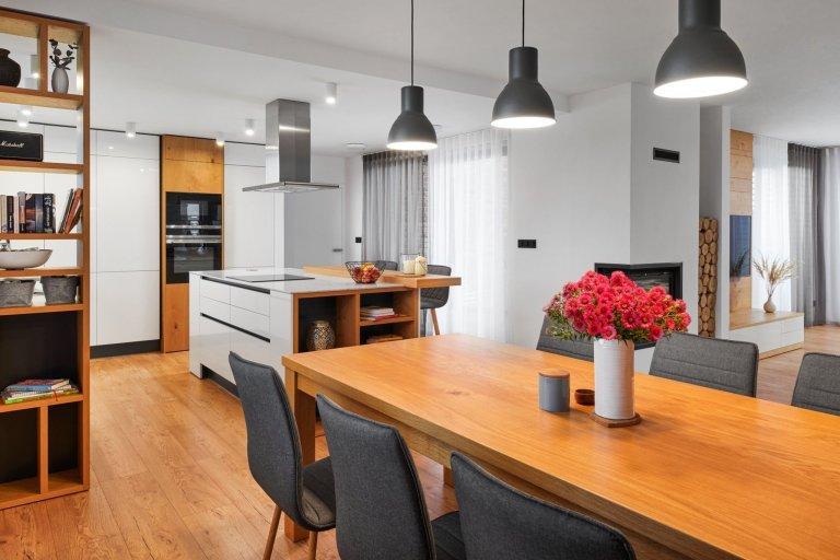 Moderní a útulné bydlení pro mladou rodinu