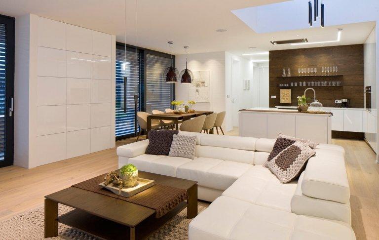Moderní osobitý dům