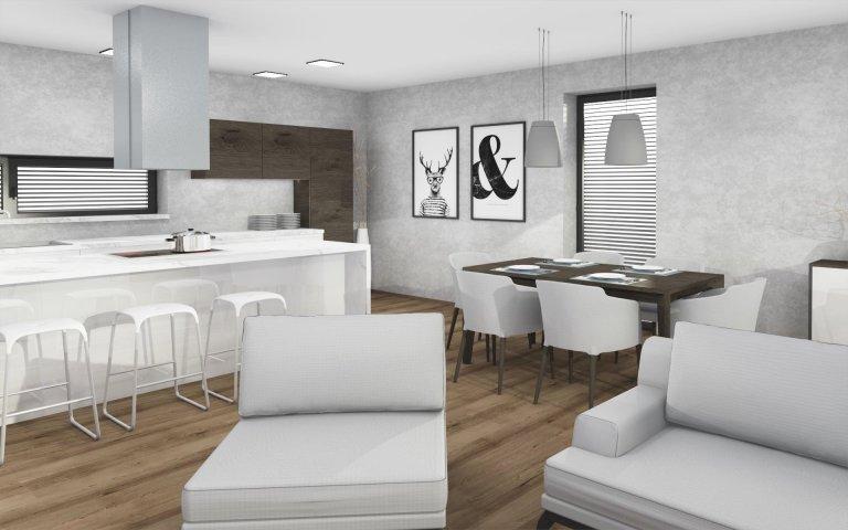 Kuchyně dle Interior Conceptu