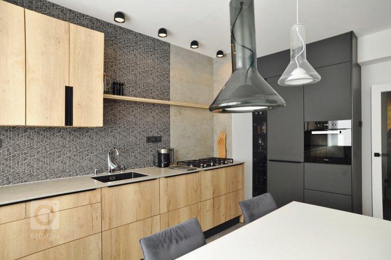 Kuchyň ve skandinávském stylu