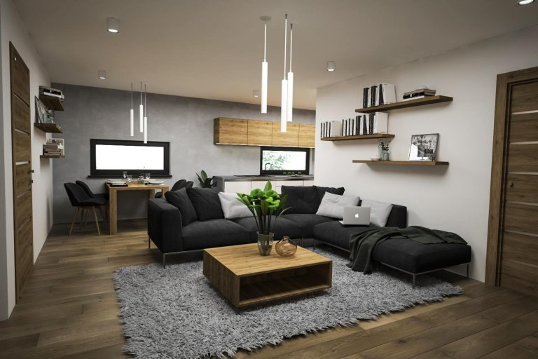 Studie rodinného domu - Traplice