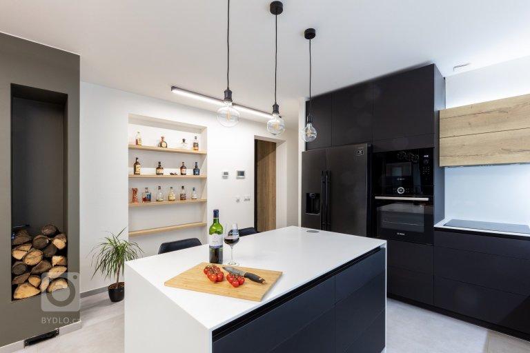 Komplexní realizace interiéru rodinného domu