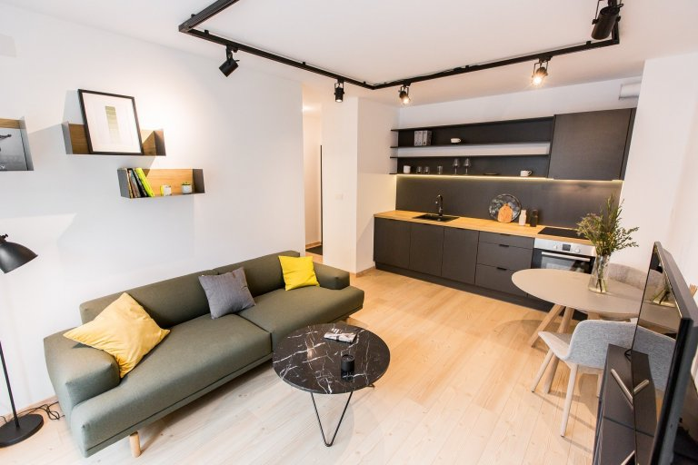 Dizajnové bývanie v Urban Residence
