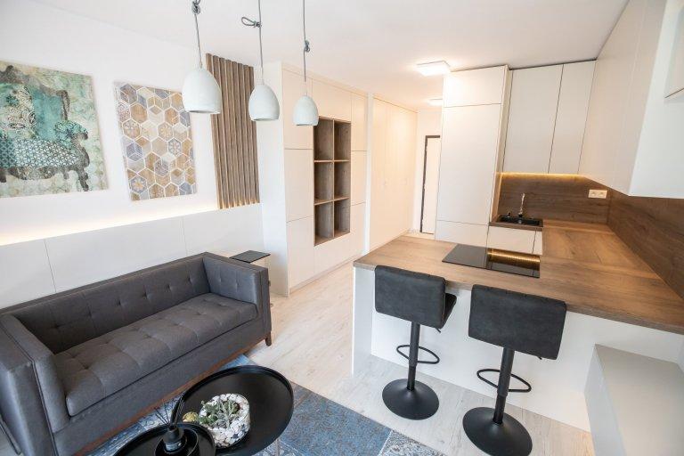 Moderný apartmán v Urban Residence, Bratislava