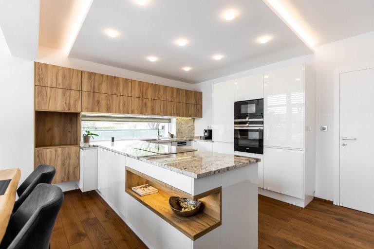 Realizácia kuchyne a vstavanej skrine