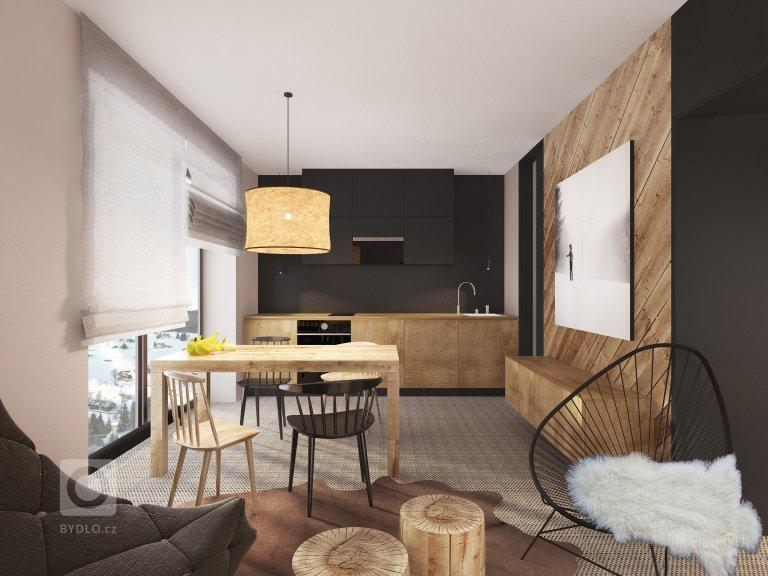 Horský apartmán