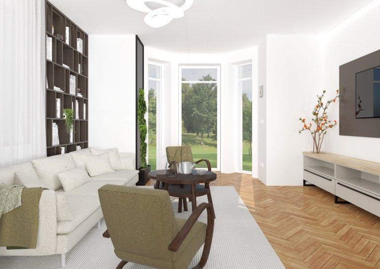 Majitelé starší stylové vilky na okraji Prachatic se rozhodli stavbu zrekonstruovat a vytvořit tu svůj nový domov. Rekonstrukce probíhá do značné míry…