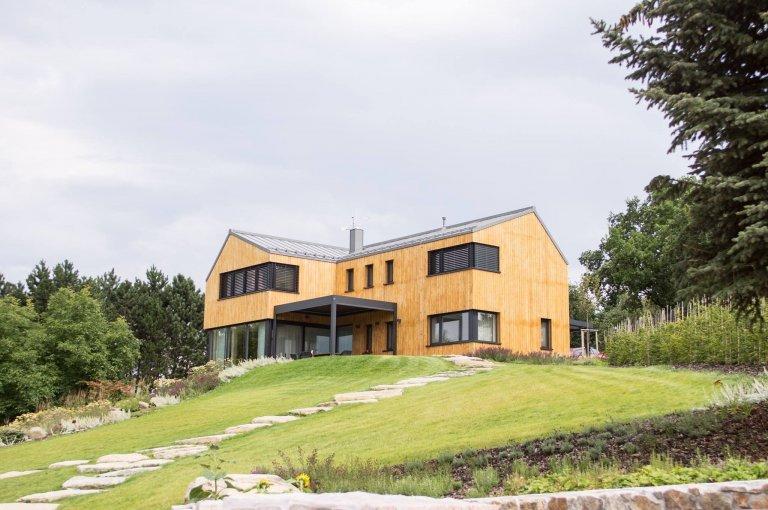 Rodinný dům na jihu Čech