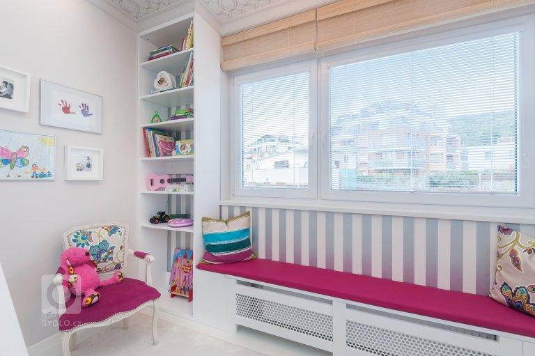Dětský pokoj pro dvě holčičky