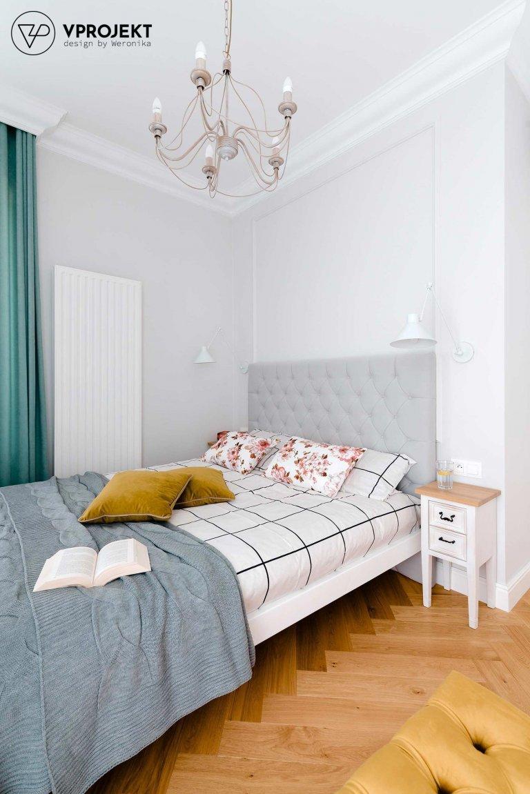 Barevný interiér s nádechem retro stylu