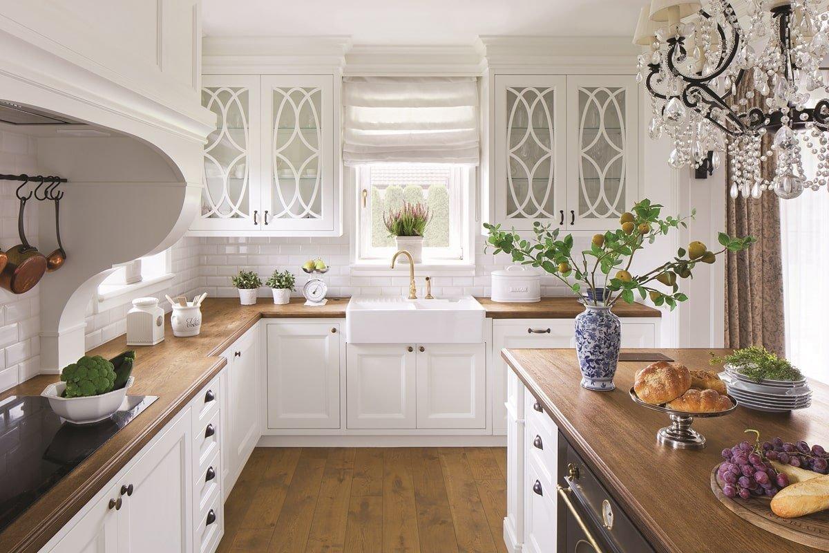 Romantické bydlení ve stylu Provence