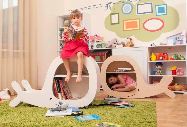 Chytré nápady do dětského pokoje