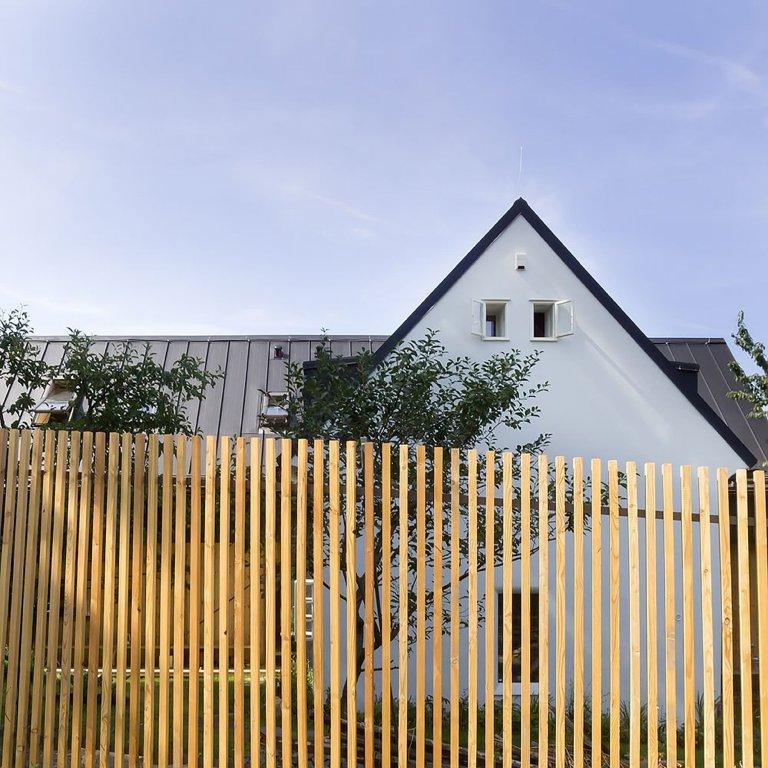 Dům plný překvapení zrekonstruovaný od základů