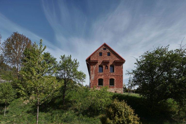 Dům v ruině ze 17. století