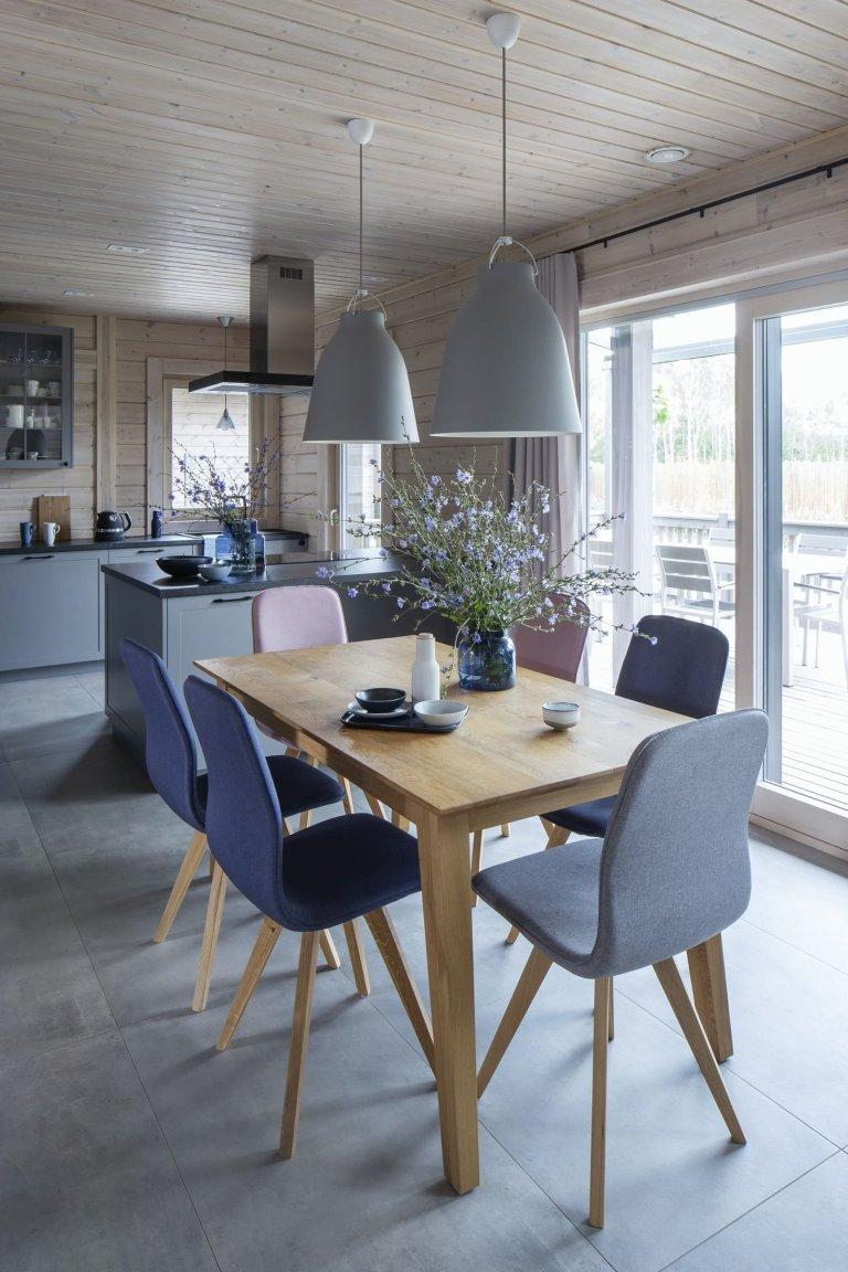 Dům ve finském stylu