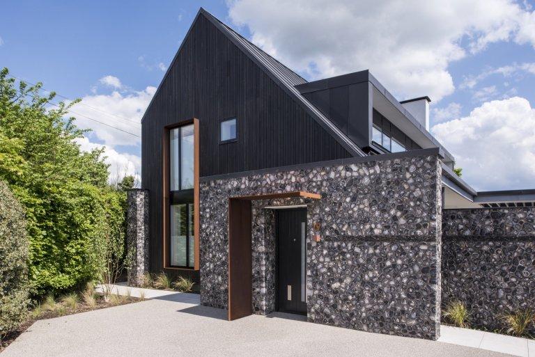 Energeticky šetrný rodinný dům