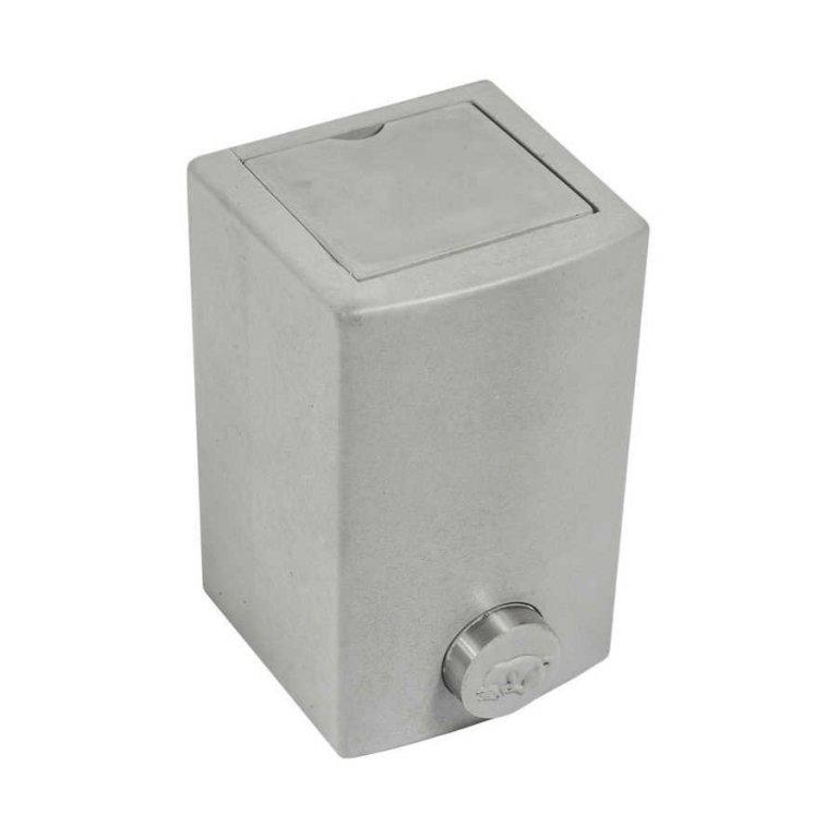 dávkovač tekutého mýdla beton