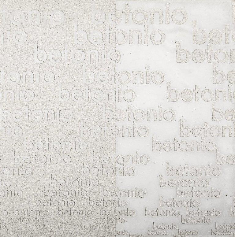 zakázková výroba desek s povrchem grafického betonu