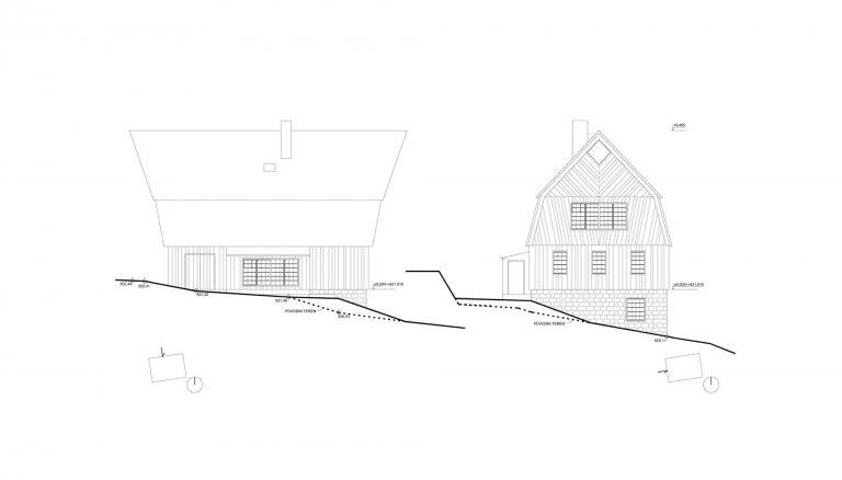 Horská chata jako odkaz tradiční krkonošské architektury