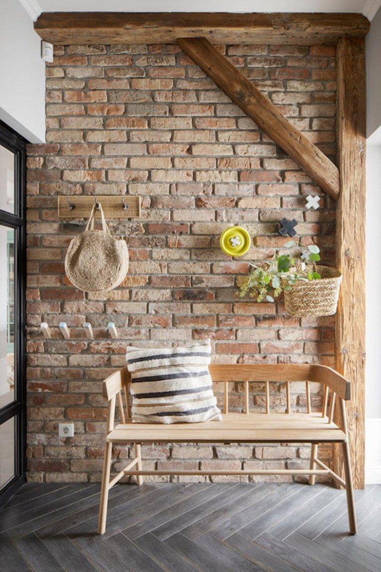 Interiér domu v eklektickém stylu poblíž Poznaně